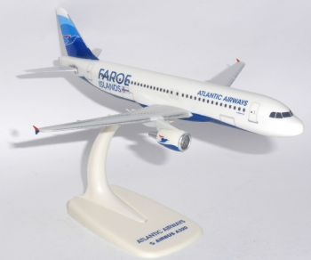 Airbus A320 Atlantic Airways Faroe Islands Collectors Model Scale 1:200 E